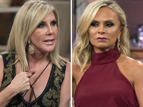 Tamra Judge Finally Gets Tearful Apology From Vicki Gunvalson