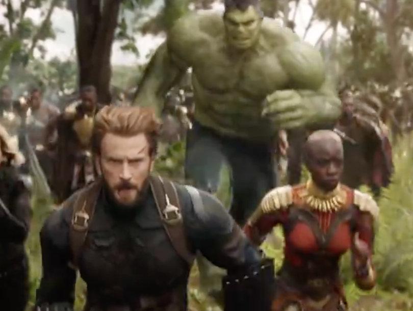 'Avengers: Infinity War' Trailer Is Finally Here to Really Break the Internet
