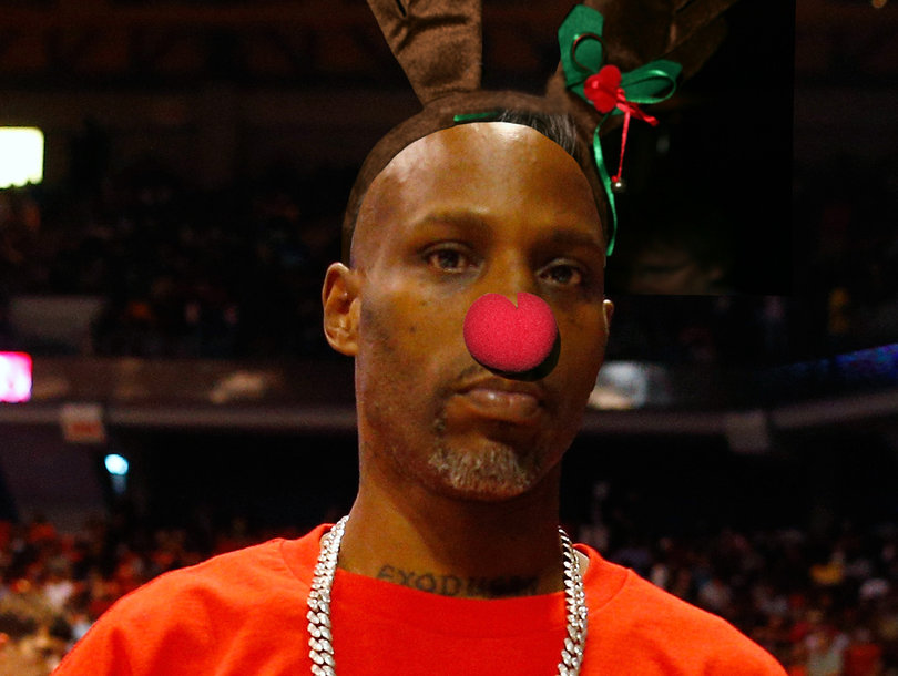 DMX's 'Rudolph the Rednose Reindeer' Is an Instant Holiday Classic
