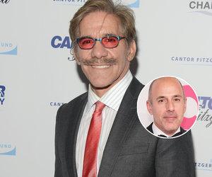 Geraldo Rivera Ignites Twitter Firestorm by Defending 'Gentleman' Matt Lauer