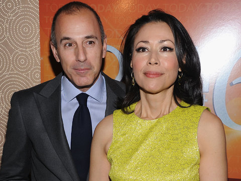 'Somewhere Ann Curry' Takes Over Twitter After Matt Lauer Firing