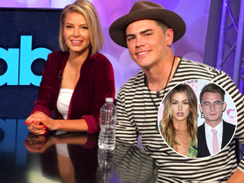 'Vanderpump Rules' Stars Ariana Madix, Tom Sandoval Tease 'Scandalous' Season