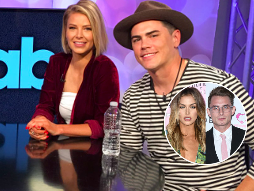 Why 'Vanderpump Rules' Stars Ariana Madix and Tom Sandoval Think Season 6 Is 'Very Scandalous'