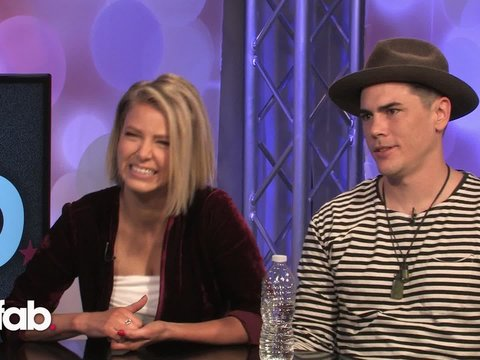 Tom Sandoval and Ariana Madix Detail This Season's Relationship Drama
