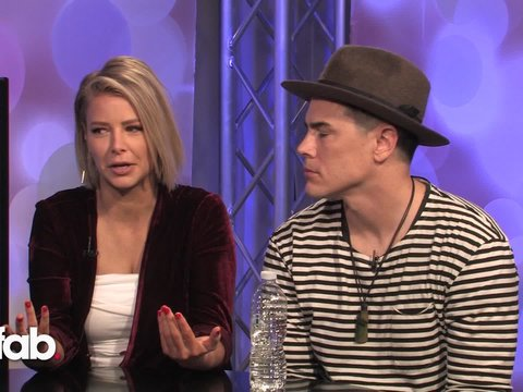 Tom Sandoval and Ariana Madix Reveal What Filming Was Like With Lala Kent and James…