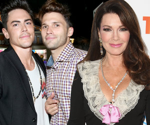 Why Tom Sandoval Was 'Worried' to Partner With Lisa Vanderpump on New Bar