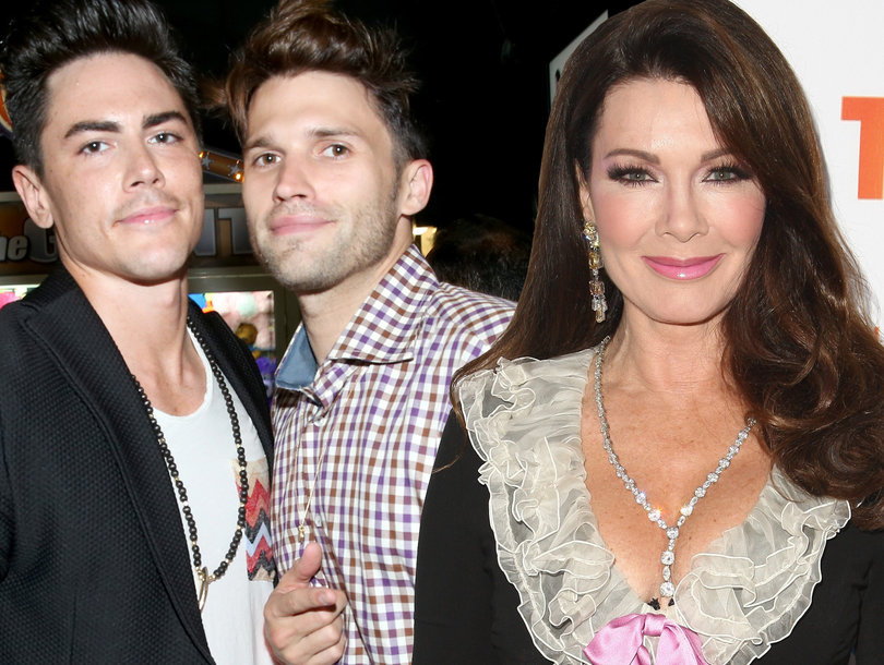 Why Tom Sandoval Was 'Worried' to Partner With Lisa Vanderpump on New Bar Tom Tom