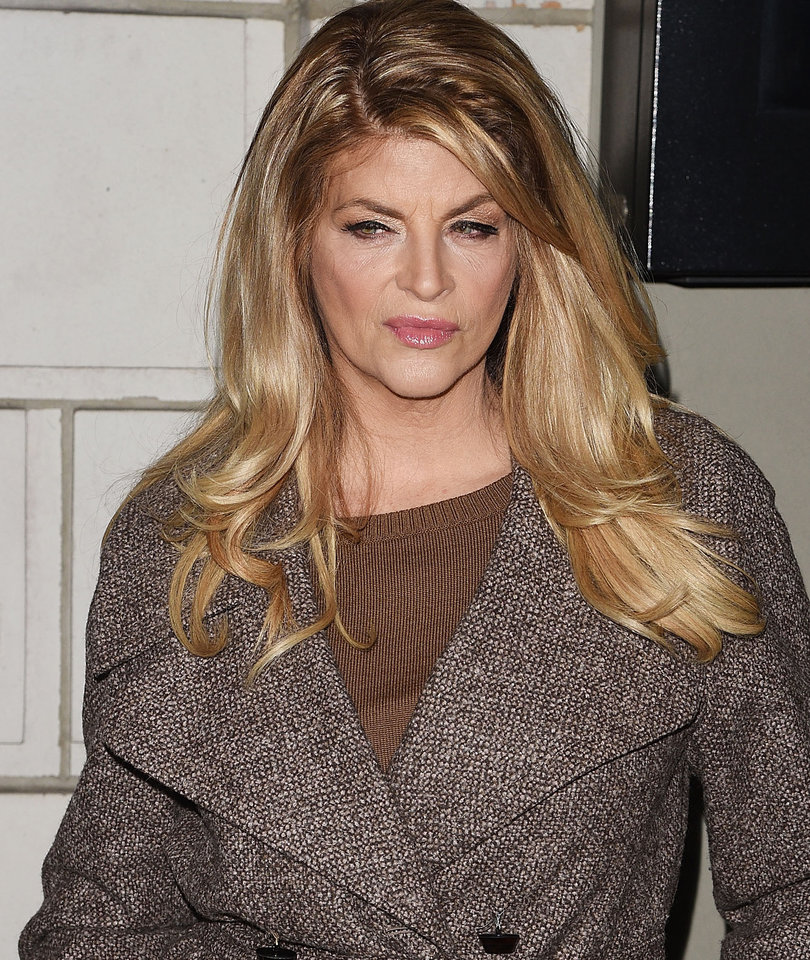 Twitter Torches Kirstie Alley for Calling Anonymous Allegations 'Bulls--t'