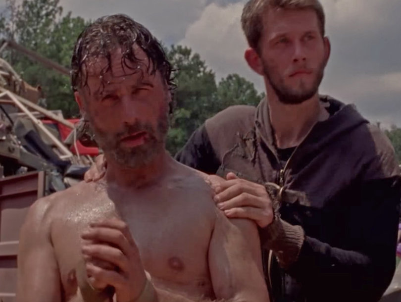 Betrayal Runs Deep on 'The Walking Dead' and 3 More 'Time for After' Shockers