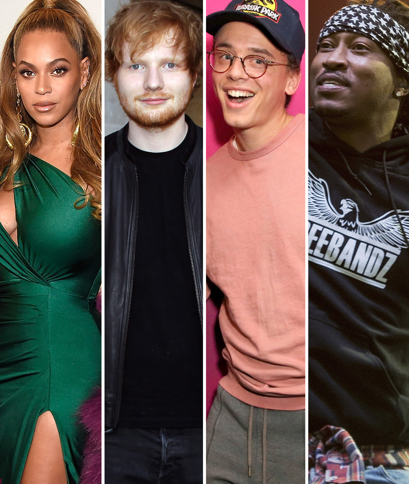 13 Songs You Gotta Hear on #NewMusicFriday: Beyonce, Ed Sheeran, Logic, Future