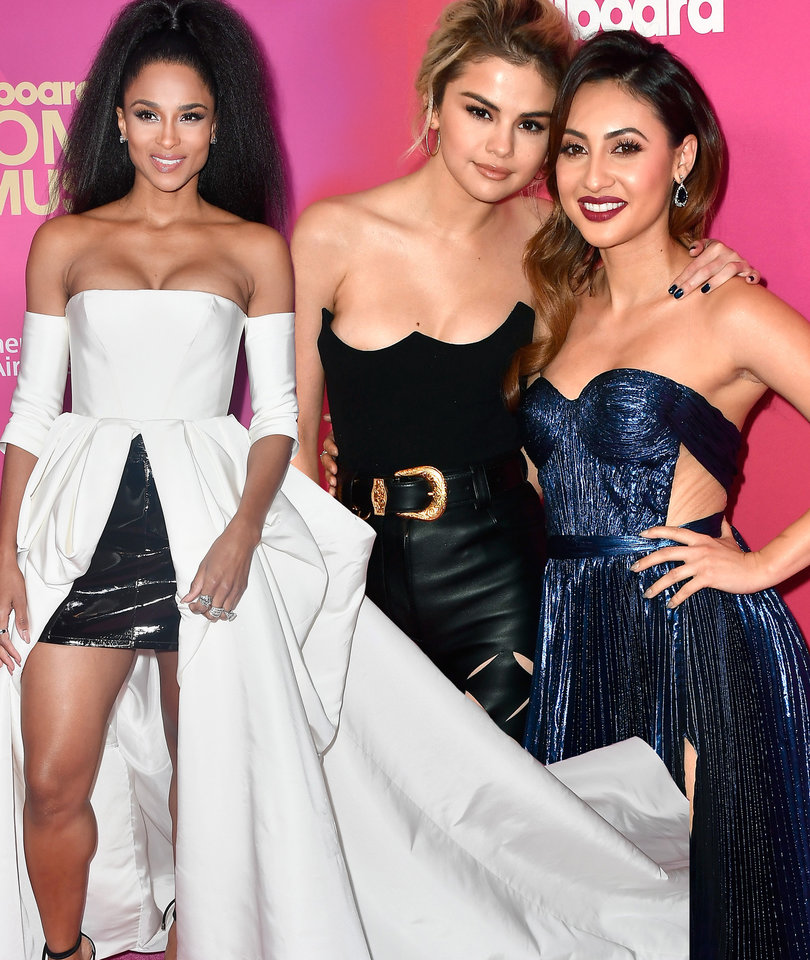 All the Pink Carpet Looks from Billboard Women In Music 2017