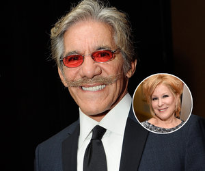 Geraldo Rivera Apologizes to Bette Midler for Groping Allegation -- Sorta