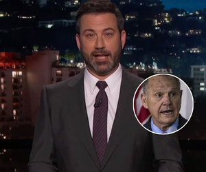 Jimmy Kimmel Verbally Destroys Roy Moore's Challenge to Fight 'Man to Man'