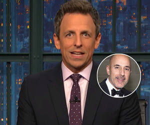 Seth Meyers to Matt Lauer: 'You Killed Your Career and You F-cked Yourself'