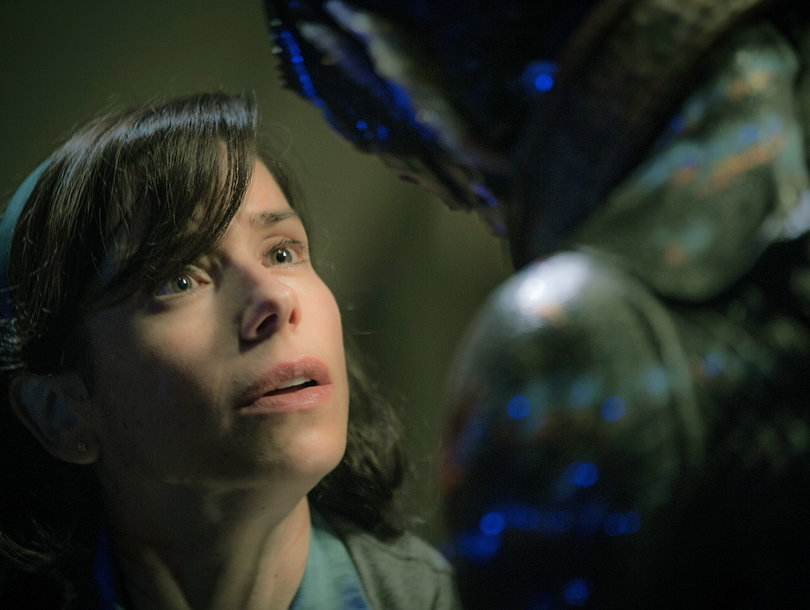 'The Shape of Water' Is a Seriously Beautiful (And Sexy!) Monster Movie: TooFab Review