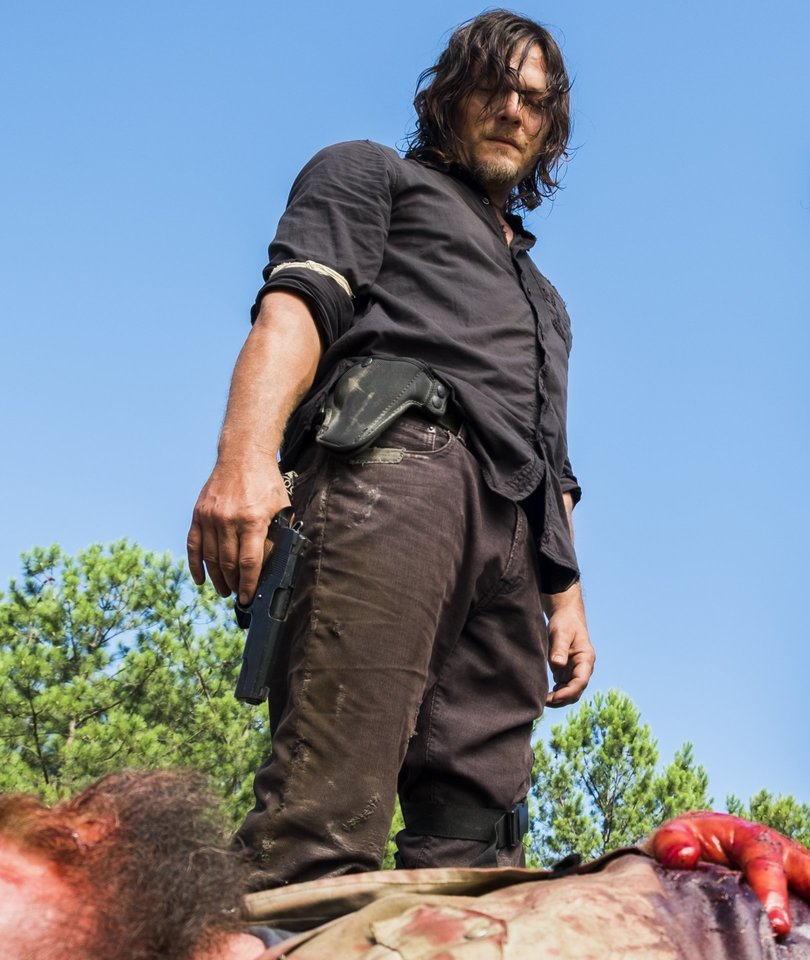 'Walking Dead': This Dude Needs to Die, But Here's Who Probably Will