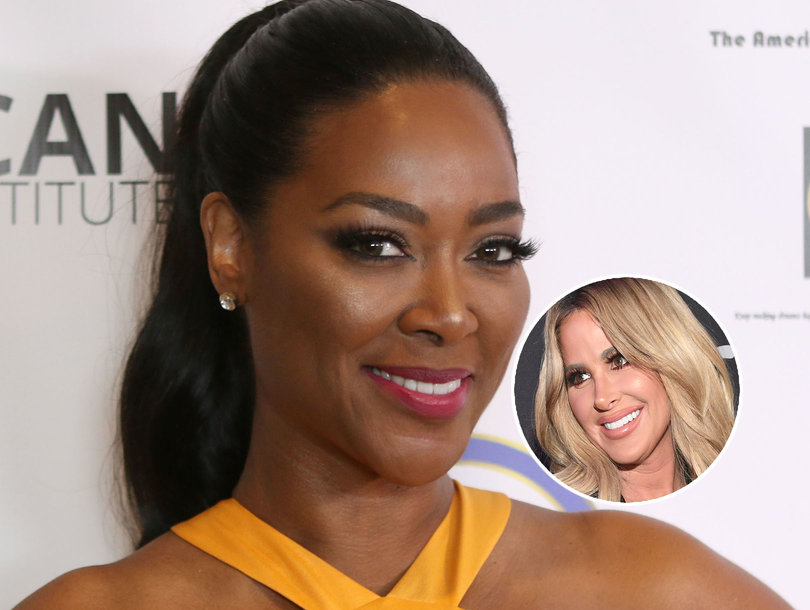 Kenya Moore Regrets Hurling That Transphobic 'Reassignment Surgery' Insult at Kim Zolciak
