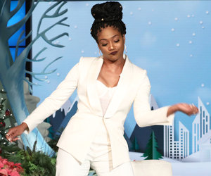 Tiffany Haddish Dishes on 'BOMB' Dinner With Taylor Swift