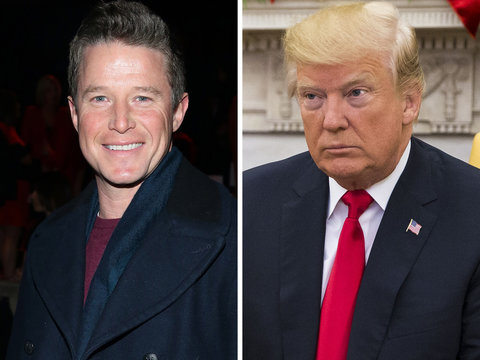 'Billy Bush for the Win': Hollywood Stars Applaud Trump Takedown In NY Times