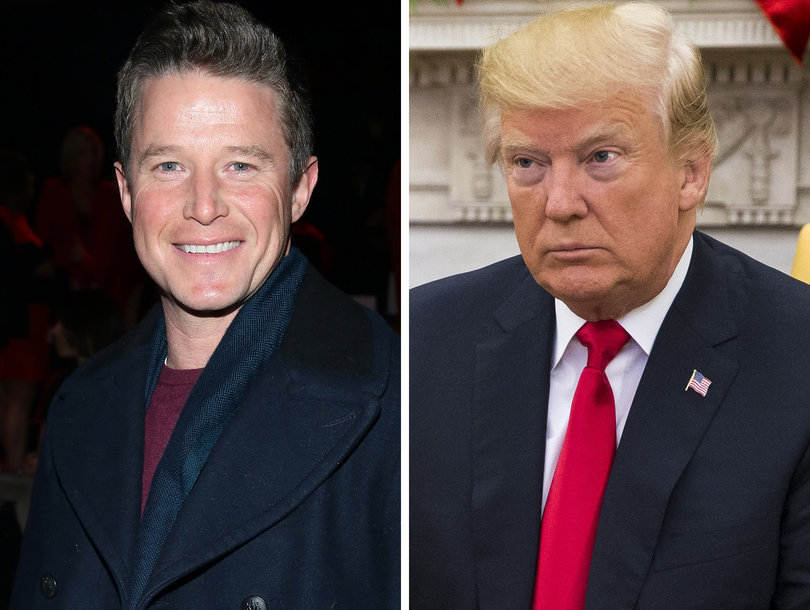 'Billy Bush for the Win': Hollywood Stars Applaud TV Personality's Trump Takedown in NY Times