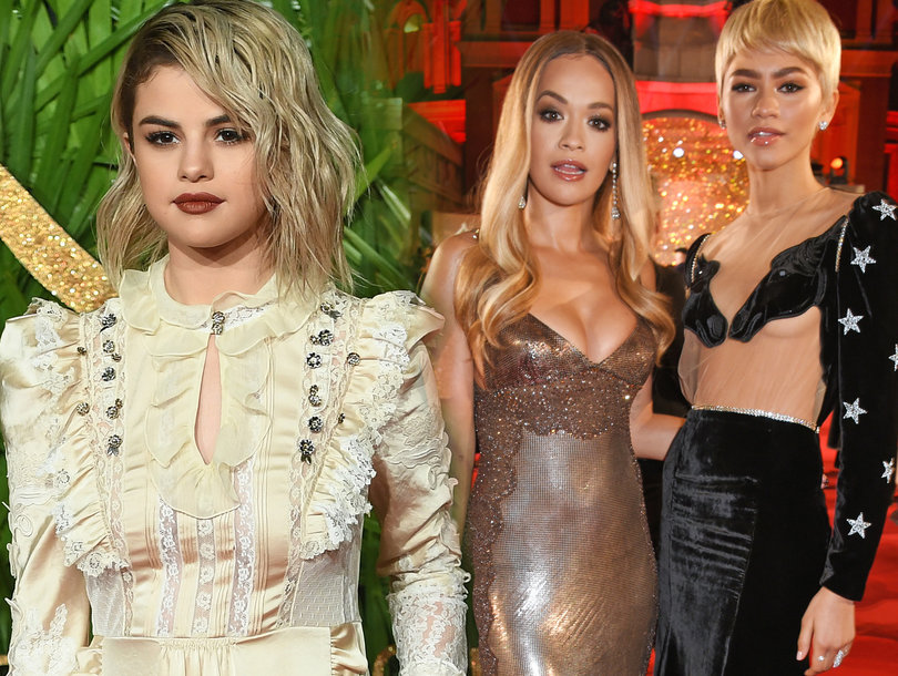 Every Star Who Slayed at The Fashion Awards 2017