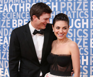 Ashton Kutcher and Mila Kunis Finally Hit First Red Carpet as a Couple