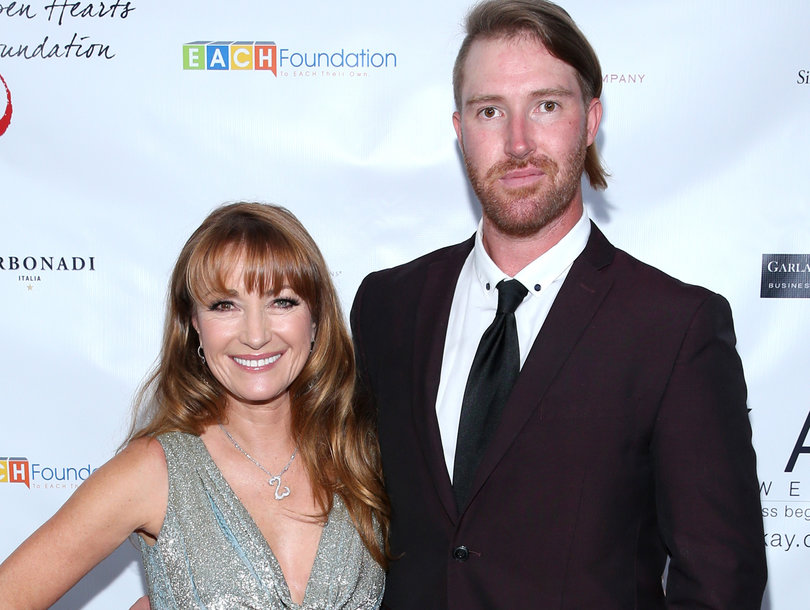 Jane Seymour Says Her Son Was 'Roofied' and Groped by Hollywood Publicist