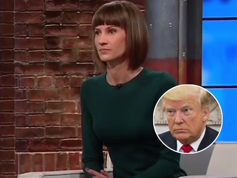 Woman Accusing Trump of Sexual Misconduct Speaks Out on CNN: 'Why Is He Immune to This?'