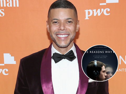 '13 Reasons Why' Actor Wilson Cruz Says Season 2 Will Be 'Catalyst' for More Difficult…