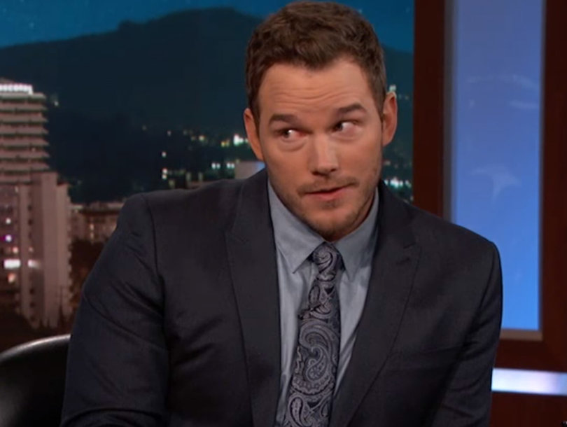 5 Times Chris Pratt Had Us in Tears During 'Jimmy Kimmel Live' Takeover