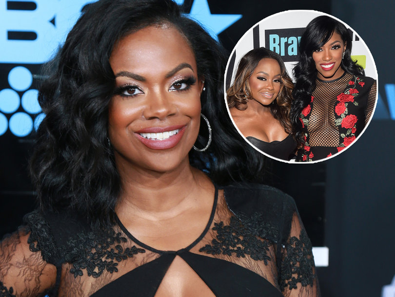 Kandi Burruss Will 'Never Be Friends' With Porsha Williams, Phaedra Parks After That 'RHOA' Reunion (Exclusive)