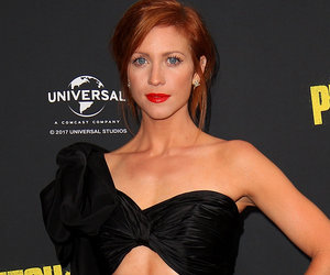 Brittany Snow Does a Crazy Good Britney Spears Impression and Spills on Rebel Wilson's…