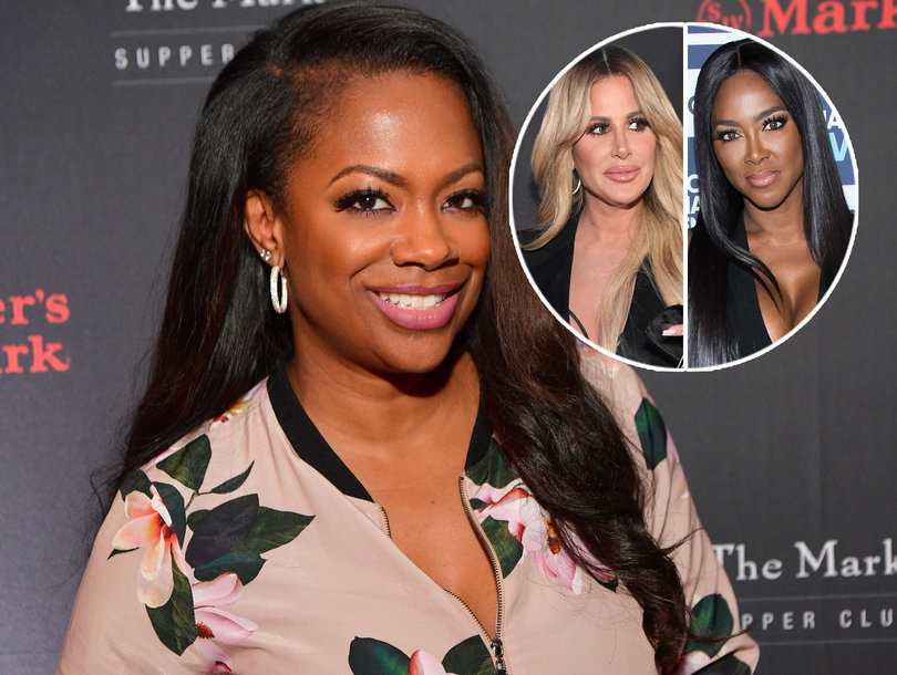 Why Kandi Burruss Thinks Kim Zolciak and Kenya Moore's Latest 'RHOA' Fight Was 'Unnecessary' (Exclusive)