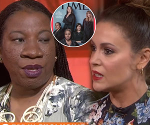 Alyssa Milano Joins #MeToo Creator on 'Today' as Women Rally on Twitter