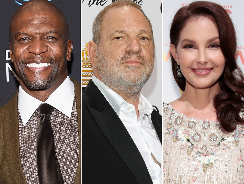 Terry Crews Files Suit, Harvey Weinstein Sued Again, Ashley Judd Speaks Out