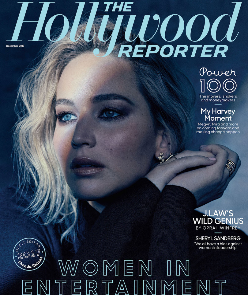 6 Things We Learned About Jennifer Lawrence From Oprah Winfrey Interview