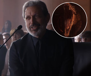 'Jurassic World: Fallen Kingdom': First Goldblum Footage and Dinosaur Mayhem