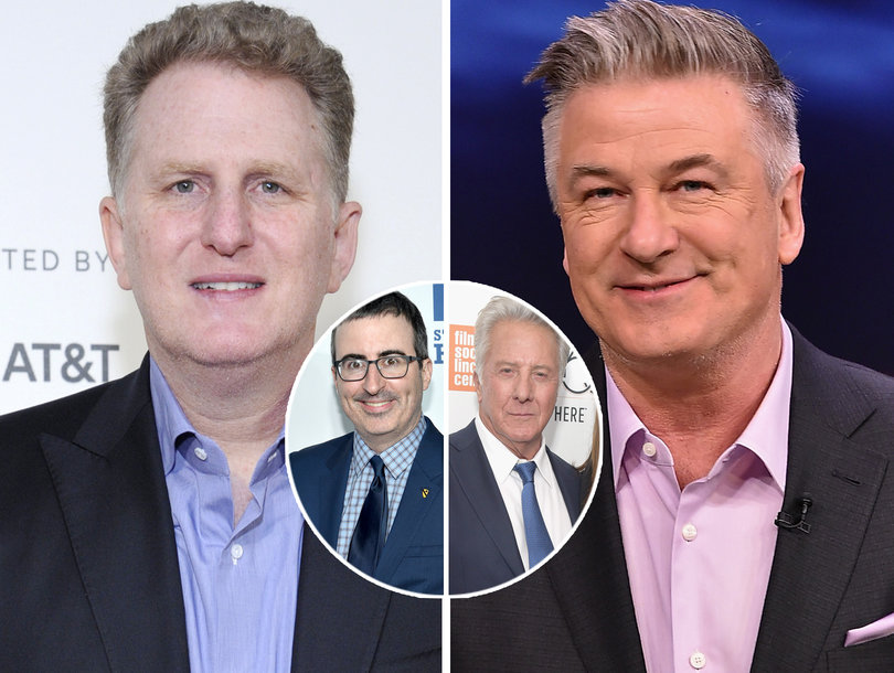 Michael Rapaport, Alec Baldwin Go In on John Oliver After Dustin Hoffman Confrontation