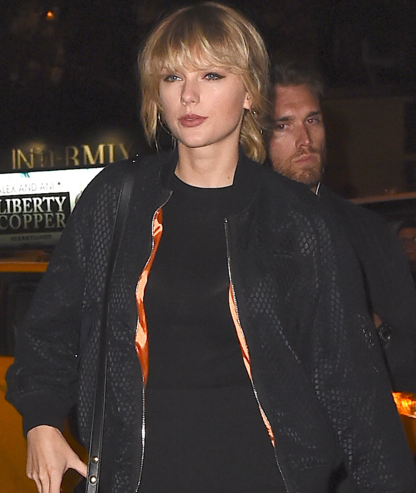 Taylor Swift Tells TIME Why She Went to War Against DJ Who Groped Her