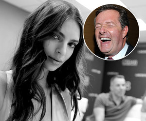 Emily Ratajkowski Claps Back at Piers Morgan With 'Sexism' Charge
