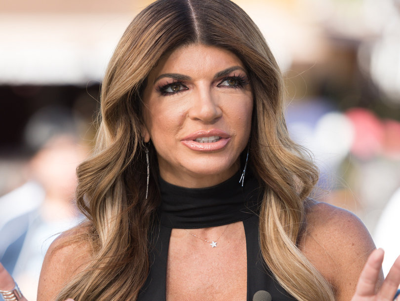 Teresa Giudice Explodes Over Cheating Allegations on 'RHONJ'