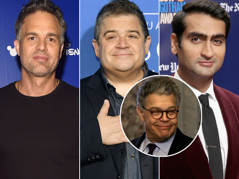 Hollywood and Beyond React to Al Franken's Resignation: 'Time to Clean House'