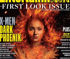 Sophie Turner Is on Fire in First Look at 'X-Men: Dark Phoenix'