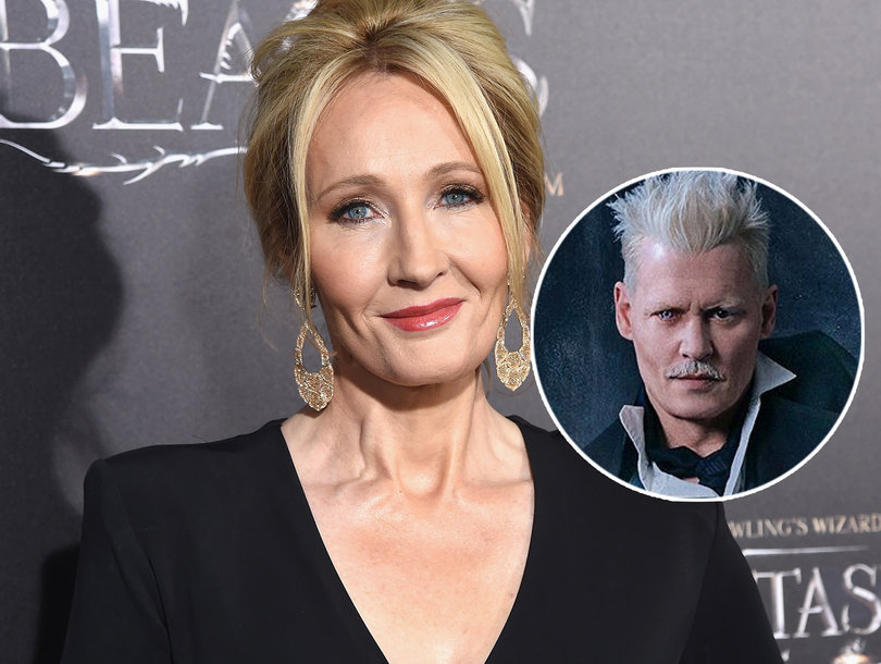 Potterheads Pile on J.K. Rowling for 'Troubling,' 'Unacceptable' Johnny Depp Defense