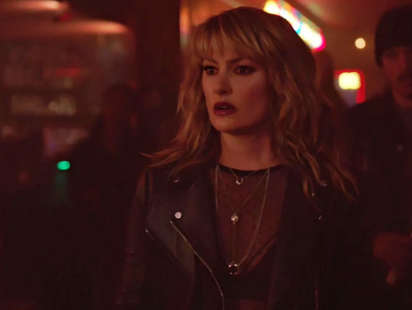 'Riverdale' Star Mädchen Amick Reacts to That Pole Dance For the Serpents (Exclusive)