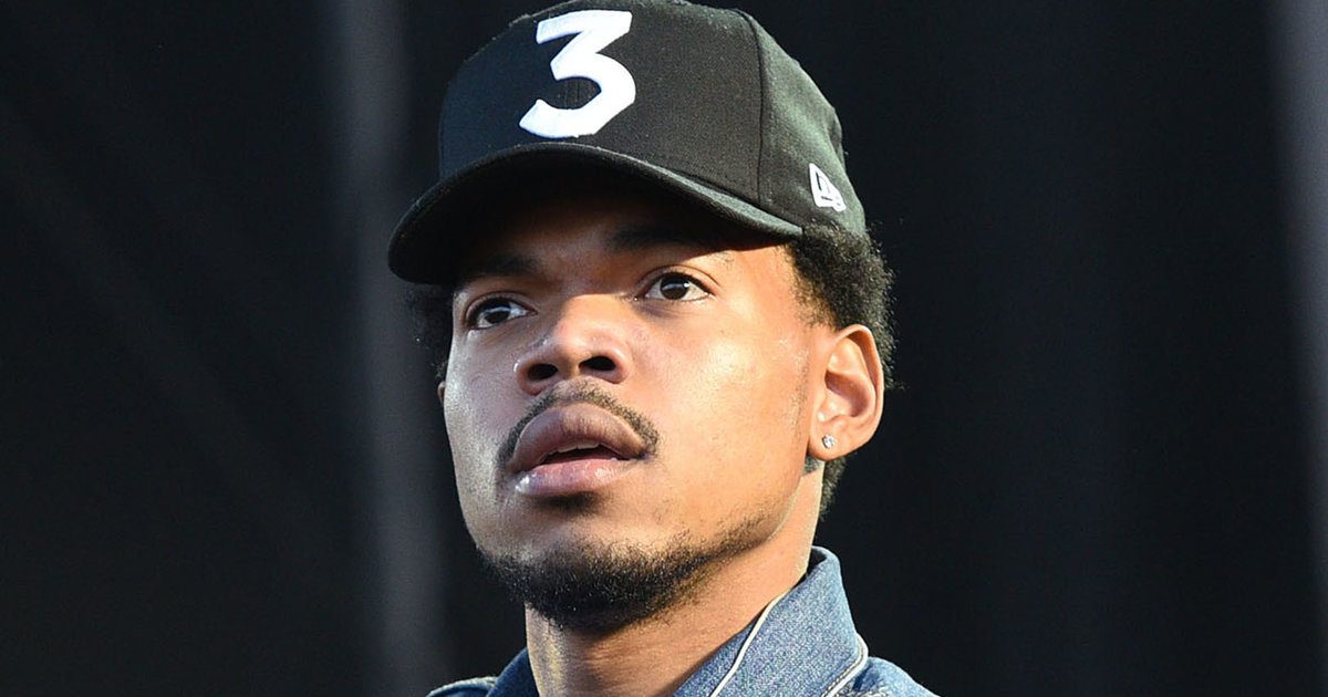 Chance The Rapper Debuts Thanksgiving Song, Sings 'Come ...