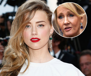 Did Amber Heard Shade J.K. Rowling for Defending Johnny Depp Casting?