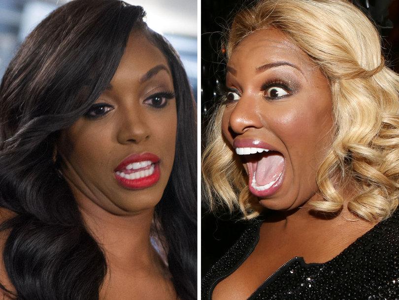'RHOA' Fight of the Night: NeNe Leakes Demands 'Discipline' for Porsha Williams