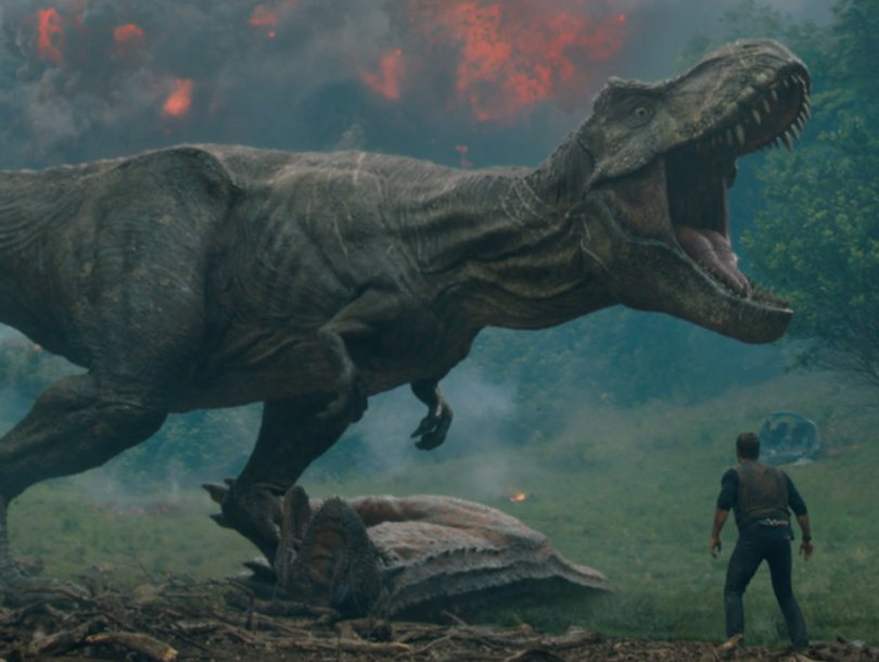 Hold Onto Your Butts, the 'Jurassic World: Fallen Kingdom' Trailer Is Finally Here