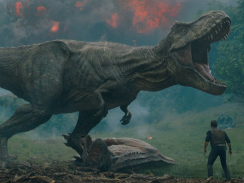 """Jurassic World: Fallen Kingdom"" Trailer"